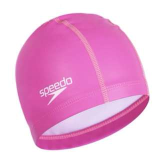Speedo Swim Cap & Goggle