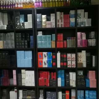 Perfume us authentic