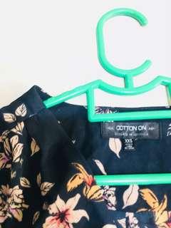 Cotton on Australia floral blouse