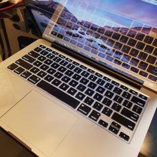 macbook pro 13 retina 512gb supermint **price drop**