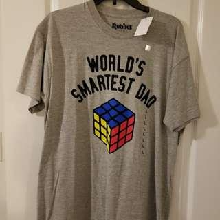 Men Rubik's T-shirt
