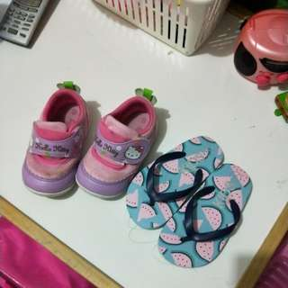 Slippers & shoes