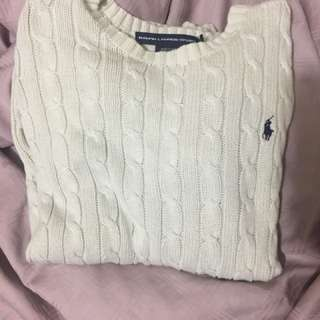 Ralph Lauren sweater size m
