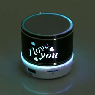Cute LED Speakers