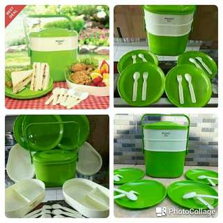 Picnic time hamper set