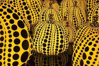 Toronto AGO Kusama Exhibit - March 15