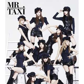 Mr Taxi - Girls' Generation