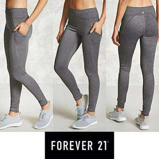 forever 21 gym legging
