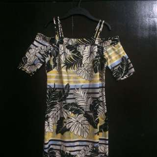 H&M Tropical Dress