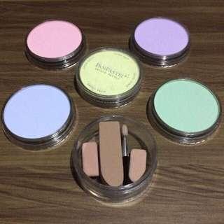 PanPastel 9-Milliliter Ultra Soft Artist Pastel Set, Tint, 5-Pack w/ Sofft Tools