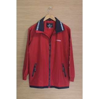 Zipper Casual Jacket Dunlop