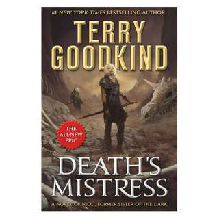 (Ebook) Death's Mistress (Sister of Darkness: The Nicci Chronicles #1) by Terry Goodkind