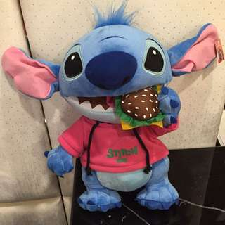 Stich With Hamburger