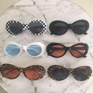 Cobain style sunglasses  UV400