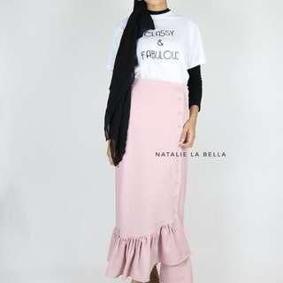 Herna Ruffle Skirt