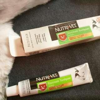 Nutrivet Chicken Flavor Toothpaste