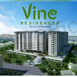 VINE RESIDENCES CONDOMINIUM in Quezon City is for Sale