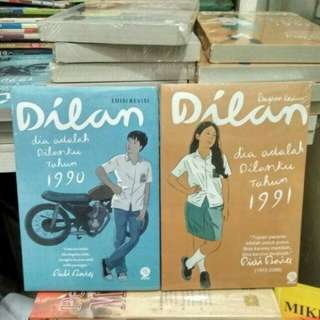 Paket novel dilan 1&2