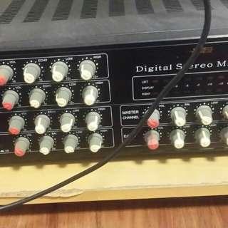 Mixer amp
