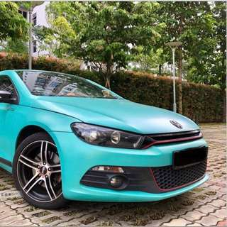 Scirocco For Rent