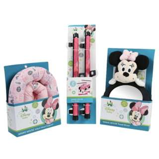 Disney Minnie Mouse Baby Travel Essentials