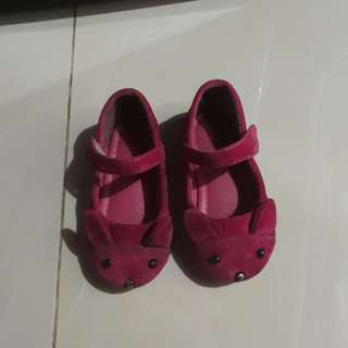 Sepatu Anak Lucu No 23