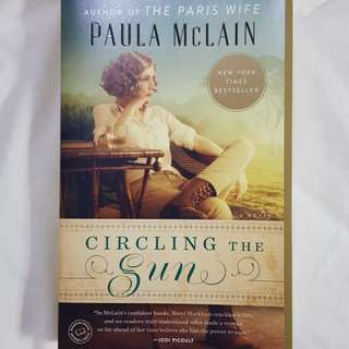 Circling the Sun by Paula Mc Lain