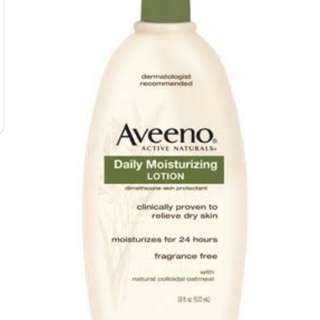 Aveeno from the US