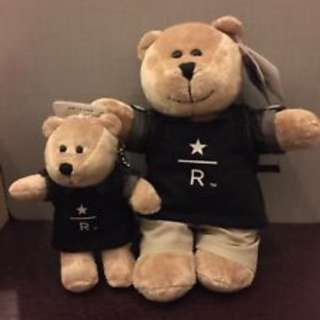 Starbucks bearista thailand 2 for 60$