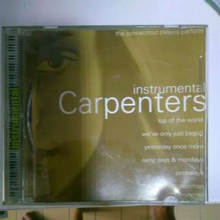 carpenters instrumental