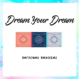 Preorder - WJSN Dream Your Dream