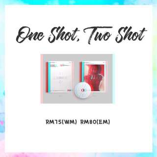 Preorder - BOA One Shot Two Shot