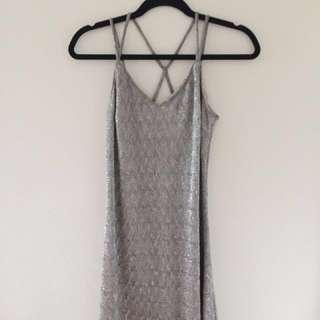 Strappy Sparkly Dress