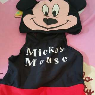 Baju renang mikey