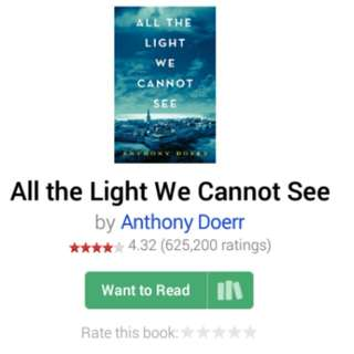 EBOOK ALL THE LIGHT WE CANNOT SEE