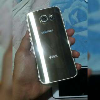 ‼️REPRICED‼️SAMSUNG S6 DUOS - 32GB GOLD