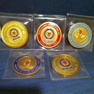 SAF COINs (45mm)