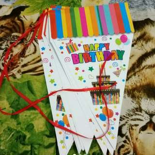 Preloved happy birthday