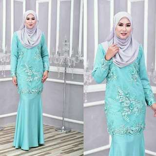 Kurung Moden Lace Exclusive