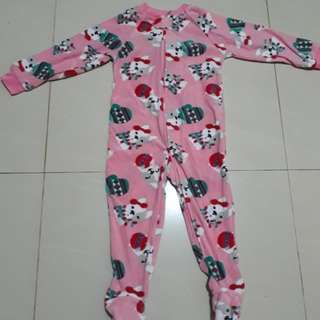 Baju hangat anak 3T NEW