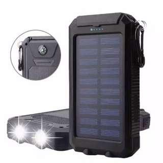 40000mAh waterproof solar powerbank