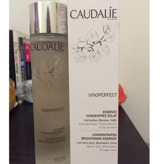 Caudalie Vinoperfect Concentrated Brightening Essence (Used about 10%)