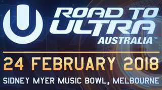 Ultra music festival Melbourne