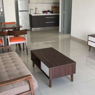 New condo 2 bedroom drive 5min CIQ jb
