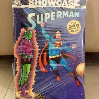 Showcase presents Superman 1 comics