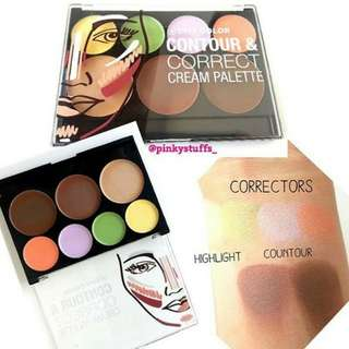 city colour contour and corrector