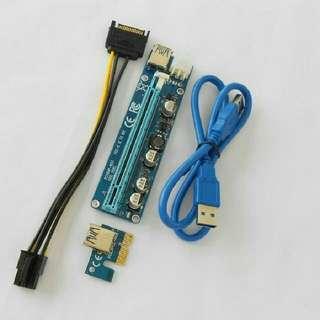 PCIE Riser Card Ver 008c
