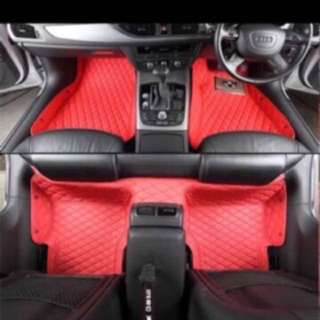 CNY Car Interior Luxury Mat