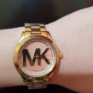 Authentic MK Watch 3650