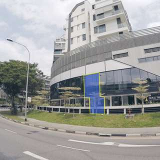 RENT: FREEHOLD F&B 2-STOREY UNIT @KAP
